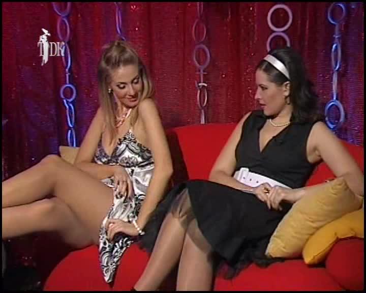 Телеведущая мила липнер в передаче сексу