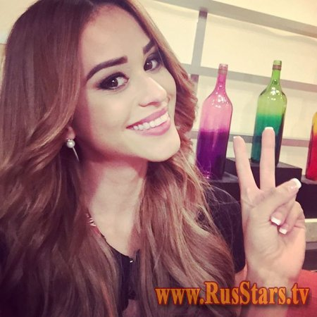Янет Гарсия Yanet Garcia Mexican Weather Girl